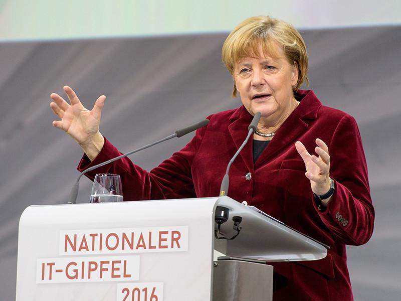 Канцлер Германии Ангела Меркель собирается баллотироваться на четвертый срок
