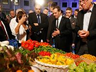 В Израиле Медведеву подарили беспилотный вертолет сельскохозяйственного института, выяснила пресса