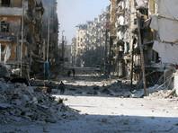 Сирийская армия вернула контроль над северо-восточной частью Алеппо