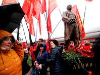 В Минске открыли восстановленный памятник Ленину - не обошлось без задержаний оппозиционеров