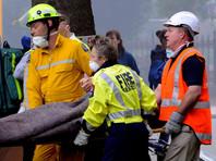 В Новой Зеландии 100-летняя женщина выжила, будучи погребенной под обломками дома во время землетрясения
