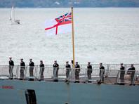 """Количество судов у британских ВМС в парламенте королевства признали """"удручающе малым"""""""