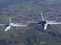 Самолет с делегацией Путина, летевшей на саммит АТЭС, над Швейцарией сопроводили два истребителя (ВИДЕО)