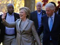 Выборы в США: Клинтон и Трамп проголосовали на избирательных участках Нью-Йорка