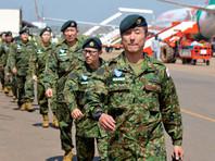 В Южный Судан прибыли японские войска, уполномоченные вмешиваться в спасательные операции