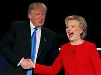 """Кандидаты в президенты США проведут свои последние выступления в """"колеблющихся"""" штатах"""