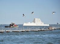 Новейший американский эсминец сломался при прохождении Панамского канала