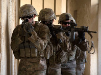 В Сирии погиб, подорвавшись на бомбе, американский военнослужащий