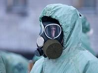 В Минобороны РФ сообщили о новом случае применения химоружия сирийскими боевиками