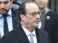 Олланд предложил продлить режим чрезвычайного положения во Франции на время президентских выборов