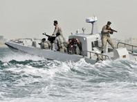 Патрульный катер Ирана взял под прицел американский вертолет, сопровождавший авианосец США в Персидском заливе