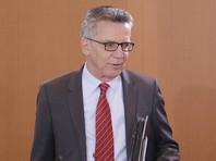 Министр внутренних дел ФРГ Томас де Мезьер предложил законодательно прописать возможность лишения немецкого гражданства тех людей, которые уезжают из Германии сражаться на стороне террористов за рубежом