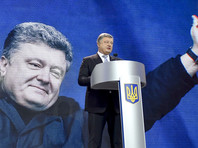 """В третью годовщину Евромайдана Порошенко заявил, что власти РФ """"замочили в сортире"""" демократию в стране"""