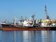 """""""Интерфакс"""": В сирийский порт в Тартусе начали завозить оборудование для российской военно-морской базы"""