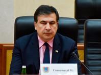 Саакашвили заявил об уходе с поста одесского губернатора