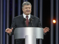 В администрации Порошенко рассказали о переводе всей зарплаты украинского президента на благотворительность
