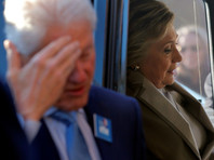 Хиллари Клинтон позвонила Дональду Трампу и поздравила его с победой на выборах президента США