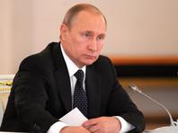Документы о перемирии в Сирии подписаны, заявил Путин