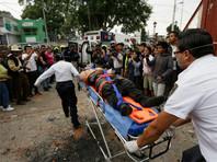 В Мексике взорвался рынок пиротехники: 29 человек погибли