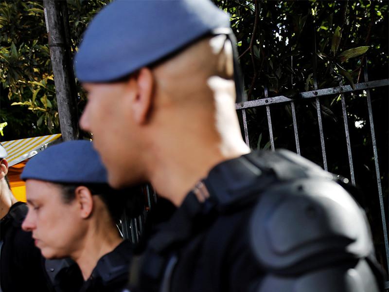 Бразильский полицейский сознался в убийстве греческого посла и в любовной связи с его супругой