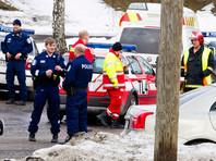 Автомобиль протаранил толпу людей в Хельсинки. Полиция: это не теракт