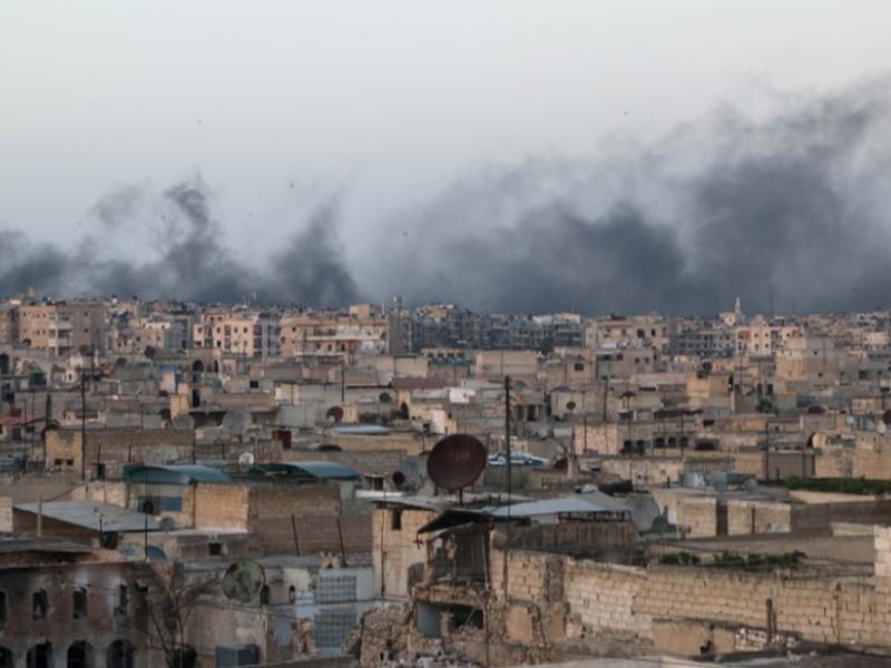 Представители сирийской оппозиции ведут в турецкой столице Анкаре секретные переговоры с Россией о прекращении боевых действий в городе Алеппо