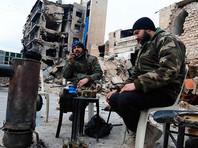 """Как подчеркнул глава МИД, все группы иностранных вооруженных формирований должны покинуть Сирию, включая шиитскую группировку """"Хизбаллах"""", бойцы которой сражаются на стороне правительственных войск Башара Асада"""