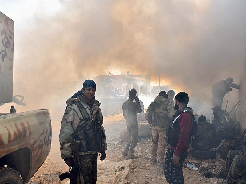 Россия объявила о восстановлении сирийскими войсками контроля на восточным Алеппо