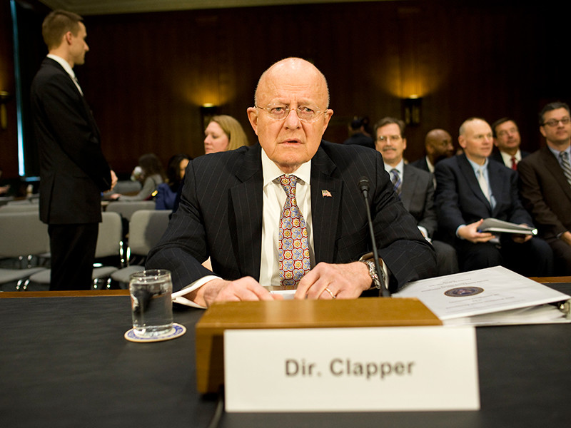 Офис директора Национальной разведки США Джеймса Клэппера не поддерживает выводов Центрального разведывательного управления (ЦРУ), согласно которым Россия якобы вмешивалась в президентские выборы США