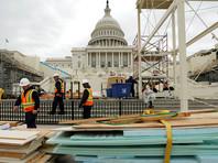 Подготовка к инаугурации Дональда Трампа, Вашингтон (округ Колумбия)
