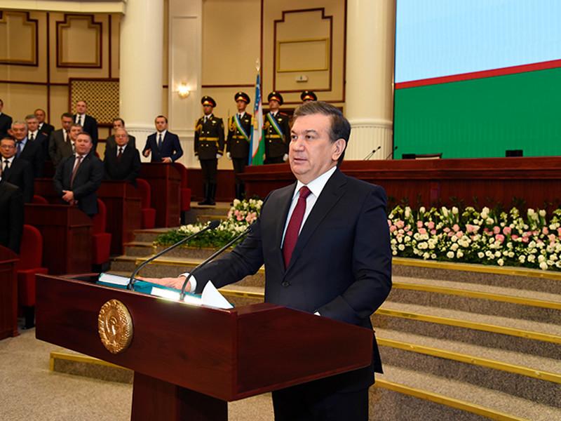 Шавкат Мирзиеев принял присягу и вступил в должность президента Узбекистана