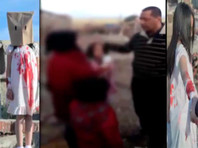 """В Египте задержан фотограф, снимавший на развалинах """"жертву бомбежки Алеппо"""" с окровавленной игрушкой в руках"""