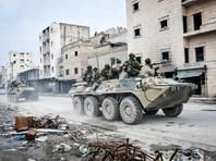 Россия сократит свое военное присутствие в Сирии
