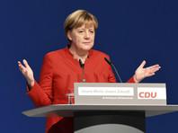 Меркель, переизбранная главой ХДС, заявила о необходимости пересмотреть отношение к России