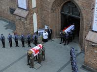Генпрокуратура Польши допустила подмену тела главы Олимпийского комитета при захоронении жертв авиакатастрофы под Смоленском