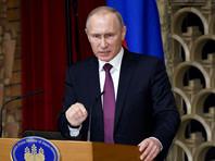 Путин частично возложил ответственность за захват Пальмиры террористами на международную коалицию