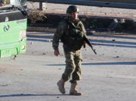Боевики использовали маленькую девочку для подрыва полицейского участка в Дамаске