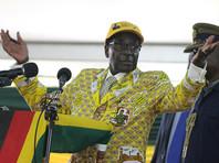 Правящая партия Зимбабве выдвинула 92-летнего Мугабе на новый срок