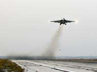 """Как сообщает Reuters со ссылкой на турецкий Генштаб, российская авиация за последние сутки нанесла три авиаудара по позициям """"Исламского государства"""" в районе города Эль-Баб. Эта бомбардировка стала первым случаем, когда Россия поддержала военную операцию Турции на территории Сирии"""