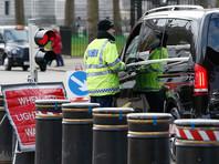 Центр Лондона перегородили бетонными барьерами для предотвращения терактов на грузовиках
