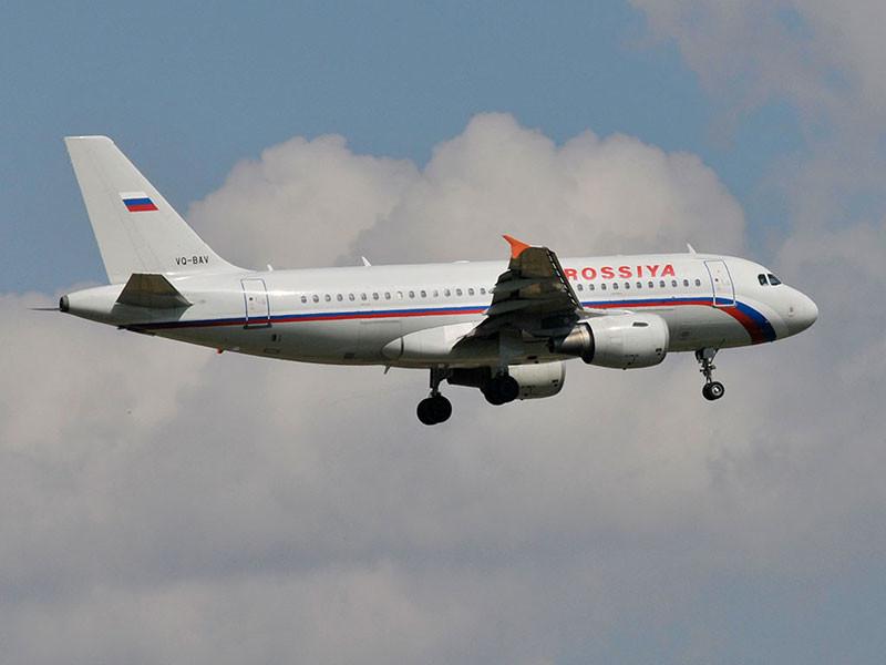 """В столице США Вашингтоне приземлился самолет отряда """"Россия"""", который должен доставить на родину работающих там и объявленных персонами нон-грата российских дипломатов и членов их семей"""