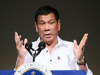 Пресс-секретарь президента Филиппин пояснил, как воспринимать признание главы государства в убийстве людей