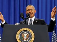 Обама снял ограничения на поставку оружия и военной техники союзникам США по борьбе с террористами в Сирии
