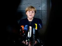 Меркель выразила надежду на скорейшее задержание берлинского террориста