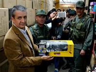 Полиция  Венесуэлы арестовала  4 миллиона детских игрушек