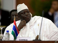 Президент Гамбии отказался уйти в отставку после поражения на выборах