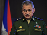 """Министр обороны Сергей Шойгу подчеркнул: """"Организации, которые не прекращают боевых действий, переходят в разряд террористических, и против них начинают действовать так же, как против ИГИЛ и """"Джабхат ан-Нусры"""", на всей остальной территории"""""""
