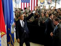 """Барак Обама на военной базе """"Макдил"""" во Флориде, 6 декабря 2016 года"""