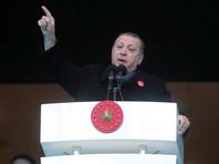 """Эрдоган обвинил коалицию во главе с США в связях с """"Исламским государством"""""""