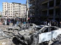 Возле полицейского участка на юго-востоке Турции прогремел взрыв